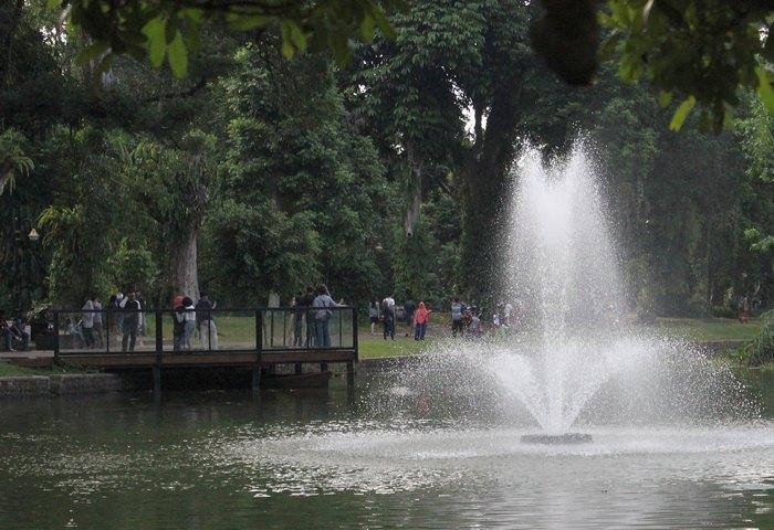 Asana Bogor Botanical Garden